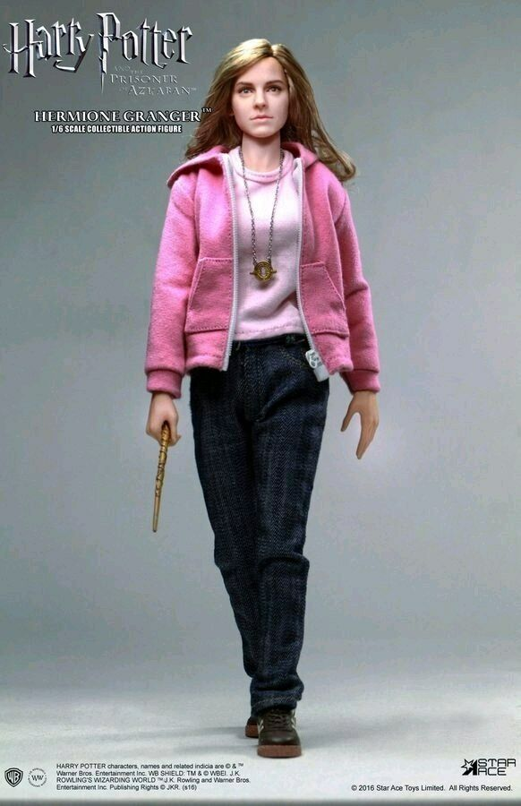 Harry Potter - Hermione Granger (Teenage  Version) 12  1 6 Scale azione cifra...  outlet in vendita