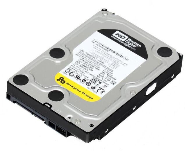 """320GB SATA WD WD3202ABYS-02B7A0 3.5"""" Interno Disco Duro Nuevo #W320-0857"""