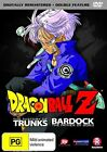 Dragon Ball Z Remastered Movie Collection (Uncut) - History of Trunks / Bardock Father of Goku : Vol 7 (DVD, 2009)