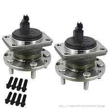 2x Radnabe Radlager Radlagersatz FORD MONDEO III MK3 JAGUAR X-TYPE hinten + ABS