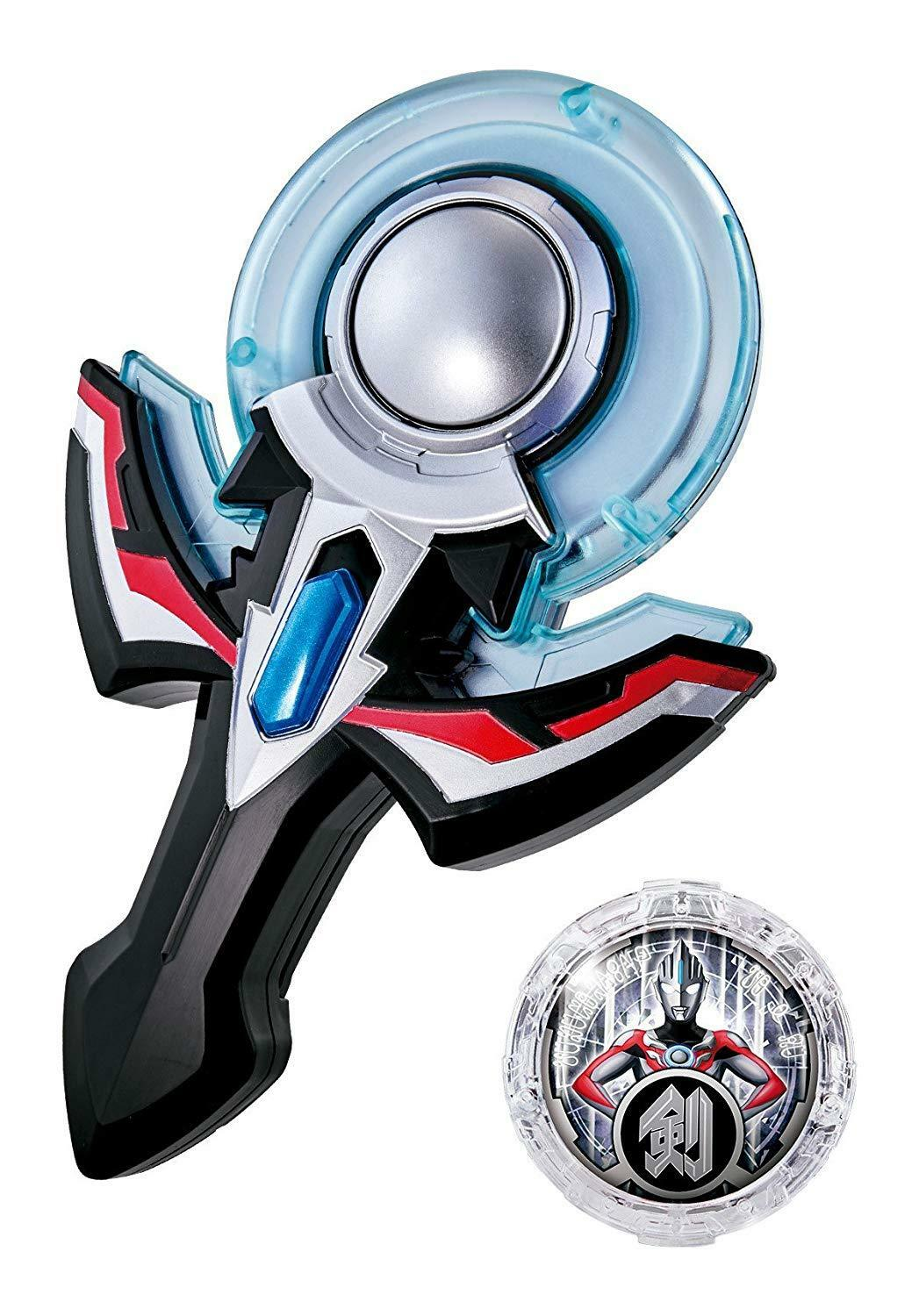 NEW Bandai Ultraman R B Rube Lube DX DX DX Orb Ring NEO & Dx Rube Gyro Japan Toy F S d1702a