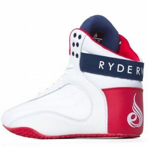 WhiteRedBlue Ryderwear NeweBay Cali D Shoes Mak gY7y6bf