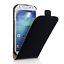 Luxury-Genuine-Real-Leather-Flip-Case-Cover-For-Samsung-Galaxy-S2-I9100-UK-SELL miniatuur 2