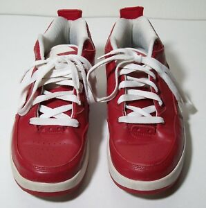 Air-Jordan-Flipsyde-Varsity-Red-White-Men-039-s-9-5-323100-601-Gym-Retro-VG-2010