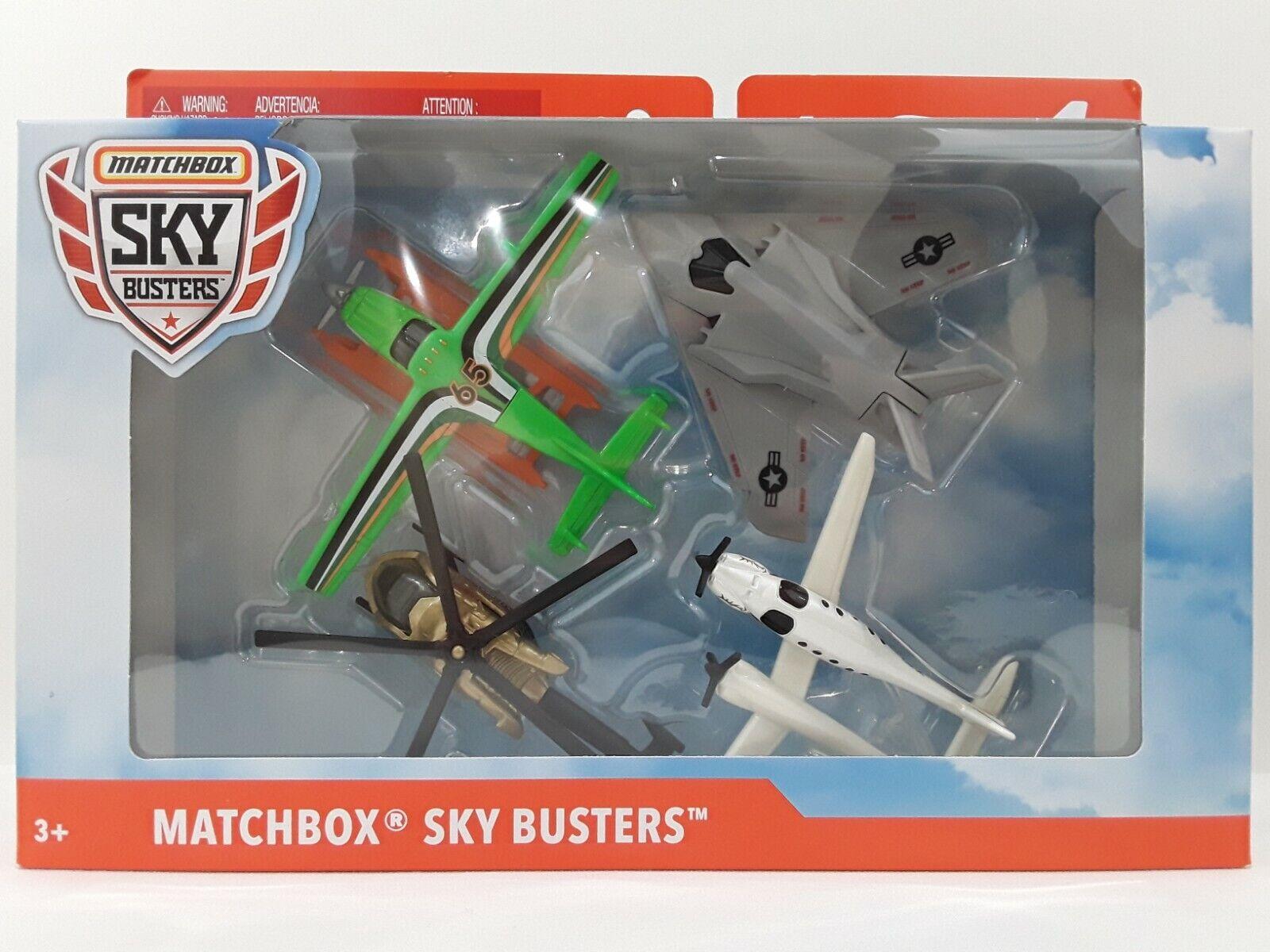 Matchbox Sky Busters Continental American Coca-Cola McDonald/'s Plane Aircraft