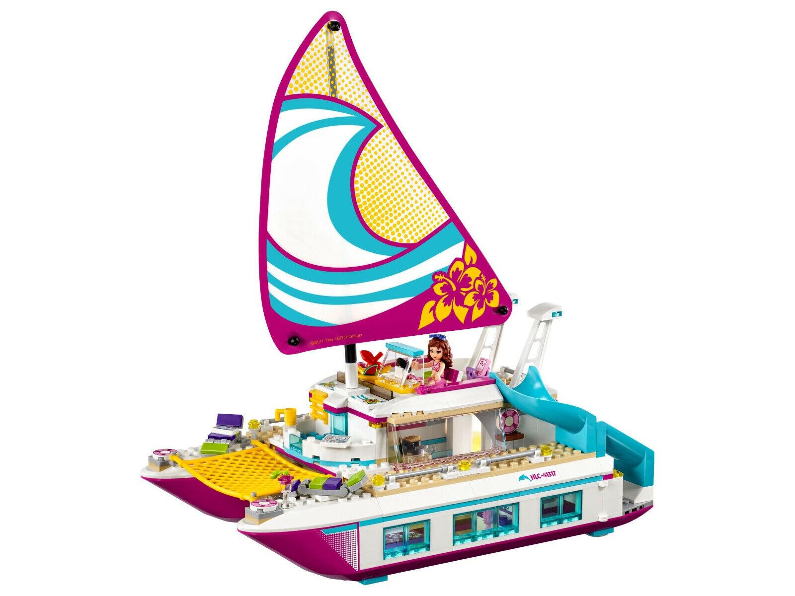 LEGO® Friend (41317) Sonnenschein-Katamaran inkl Versand NEU&OVP