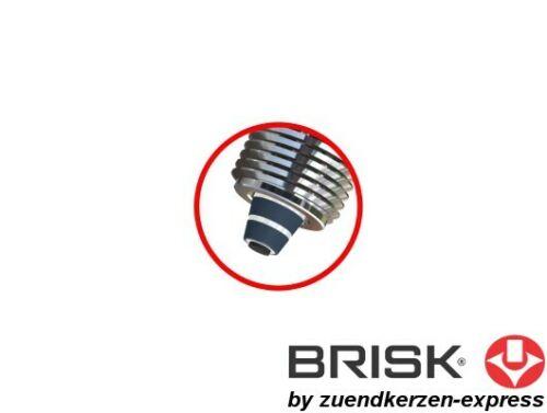 2 Stück by Zuendkerzen-Express BRISK Premium Racing LR14ZC 1127 Zündkerzen