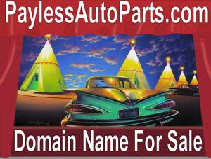 Payless-Auto-Parts-com-Domain-Name-For-Sae-Car-part-dealer-Website-Online-URL