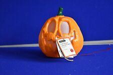 NUOVO Musical Light Up zucca di Halloween Indoor suono attivato Jack O Lantern