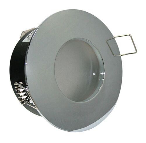 7W SMD Einbauspot Aqua IP65 230V Bad Dusche Feuchtraumlampe