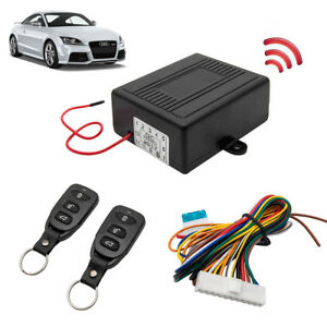 Remote-CONTROL-Keyless-Entry-CENTRALE-DI-BLOCCAGGIO-UPGRADE-LOCK-KIT-UNIVERSALE
