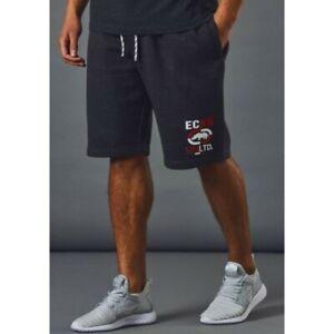 Unltd Sweat Bottom Ecko Jogging Small Mens Fleece Gym Shorts Longcross Short Awax5Cq