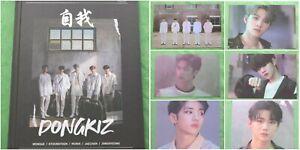 DONGKIZ 3rd Single Album Reality Version + Photobook + Full Photocard Set