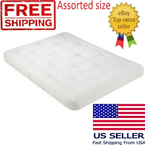 """Free Shipping Serta Liberty 6/"""" Futon Mattress Assorted size"""