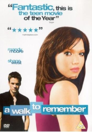 1 of 1 - A WALK TO REMEMBER Mandy Moo Shane West Brand New Sealed Original UK Release