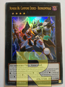 SAURAVIS L/' ANTICO E ASCESO  Ultra Rara in Italiano DUOV-IT075  YUGIOH