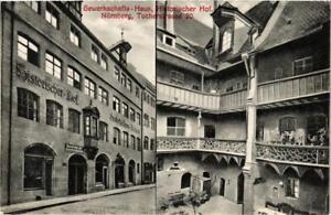 CPA Nürnberg Gewerkeschafts-Haus Tucherstrasse 20 GERMANY (671039) dFQwzJyV-09160855-994894277