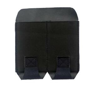 New-Double-Pistol-Mag-Pouch-for-Handguns-with-Belt-Clip-Fits-2-inch-width-Belts