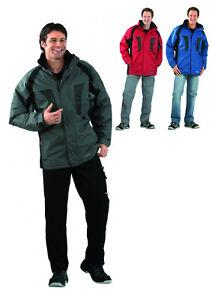 Arbeitskleidung Space Wetterschutz Parka Winterparka Planam Jacke Winterjacke S14Yqwnx