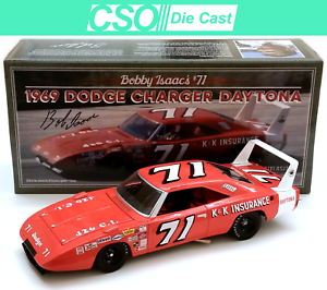 Bobby-Isaac-1969-Dodge-Daytona-University-of-Racing-1-24-Die-Cast-IN-STOCK