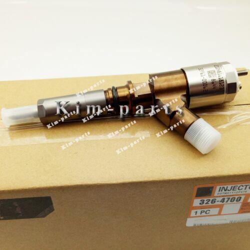 New Fuel Injector 326-4700 For CAT Caterpillar Excavator 320D 321D C6 C6.4