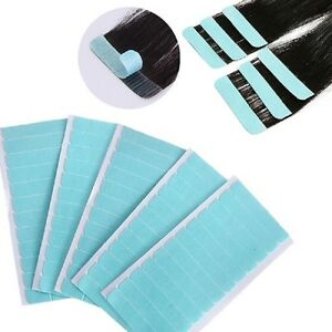 12-Tabs-Super-Double-Sided-Tape-Weft-Tape-in-Hair-Extension-Replacement-Set