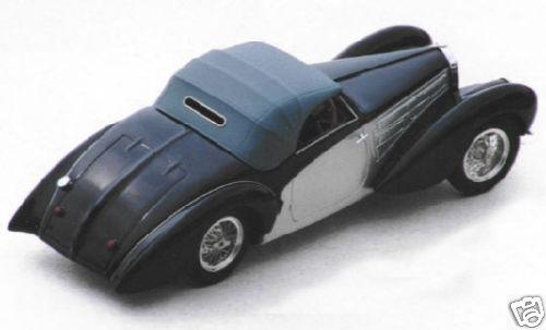Bugatti 57 aravis  gangloff 1938 unpainted vroom has mount kit 1 43  vente discount en ligne