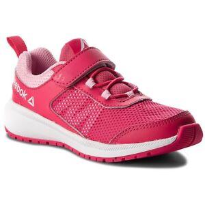 5d7dc69986ba9b Reebok Girls Shoes Road Supreme ALT Running Kids Daily Wear Pink ...