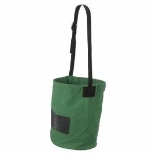 Tough-1-Hunter-Green-Heavy-Canvas-Feed-Bag-Horse-Tack-Equine-72-1815