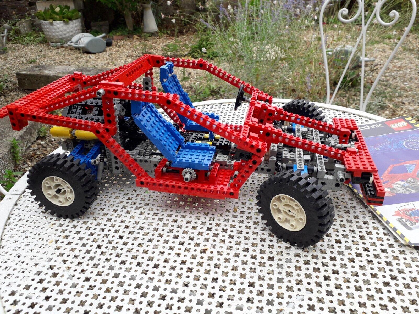 Vous êtes en en en bonne santé pour la nouvelle année. LEGO TECHNIC 8865 VOITURE TEST CAR e7913e