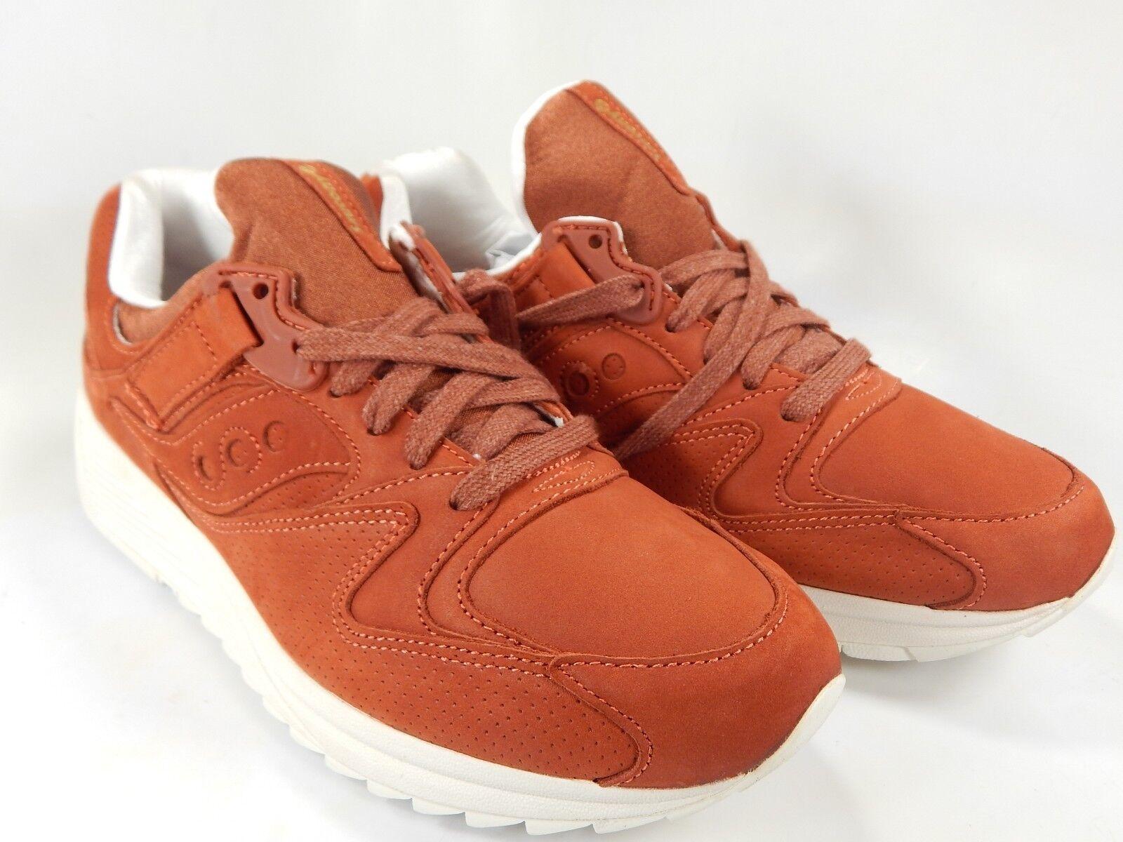Saucony Grid 8500 HT Original Running Shoes Men's Size 9 M Red S70390-1