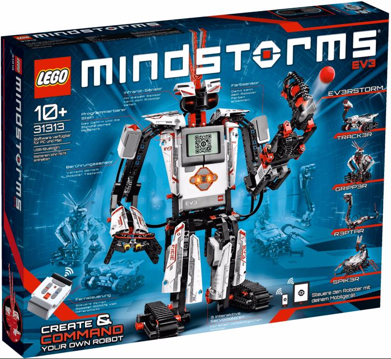 LEGO Mindstorms EV3 31313-Sigillato Nuovo di zecca-spedizione in tutto il mondo