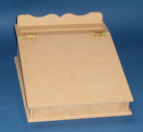 New  A4 MDF writing slope lap desk