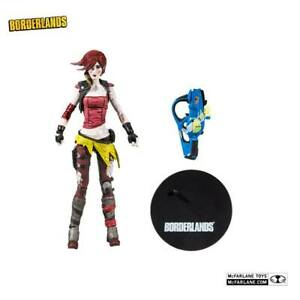 BORDERLANDS LILITH 18CM ACTION FIGURE FROM MCFARLANE TOYS