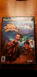 Tak: The Great Juju Challenge (Sony PlayStation 2, 2005)& needs repair (by you i