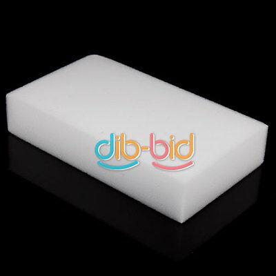 6/30/50/100 Pcs Magic Sponge Water Clean Fast Cleansing Eraser Car Wash DB