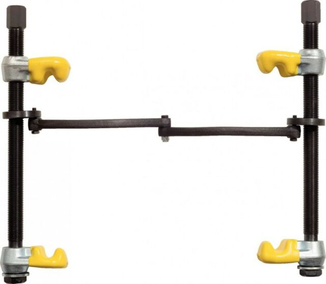 Ks Tools Tensor de Resorte con Barra Seguridad 3,5T 240MM 670.0031