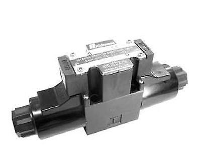 Hidraman Hydraulic Solenoid Valve SWH-G03-C3-A110-20