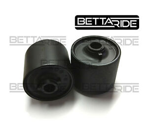 BETTARIDE Rear Trailing Arm Front Bush SET MITSUBISHI Pajero NM 00-02 6G74 3.5L