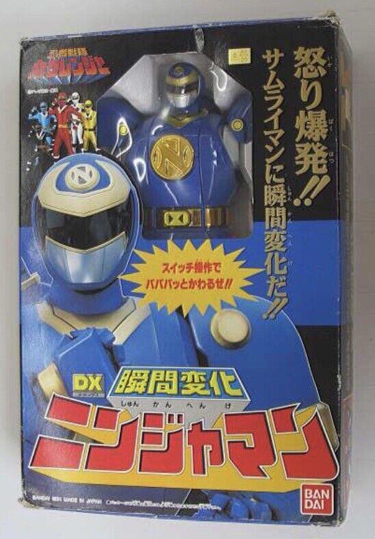 Squadron robotninja escuadrón Kakuranger Ninjaman no guía de Japón