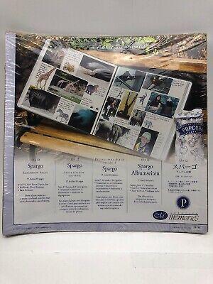 CREATIVE MEMORIES 12x12 WHITE ALBUM PAGES BNIP Refill Scrapbook