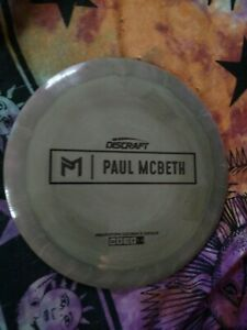 Discraft-Paul-McBeth-Prototype-KONG-173-174-Gram-Golf-Disc