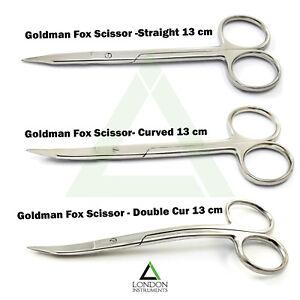 Dental-Goldman-Fox-Scissors-Surgical-Trimming-Cutting-Gum-Tissues-Suture-Lab