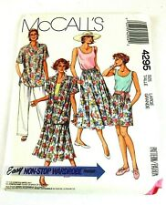 UNCIRCULATED 1976 McCALL/'S #5197-LADIES RETRO SHORTS-PANTS-SKIRT PATTERN 8-18 FF