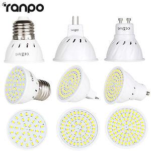 Ampoule-LED-Spot-MR16-GU10-E27-2835-SMD-Lampe-15W-25W-35w-equivalent-220V