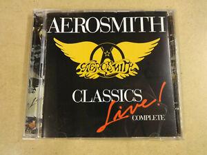CD / AEROSMITH - CLASSICS LIVE!