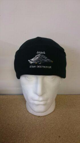 STAR WARS STAR DESTROYER KNITTED HAT