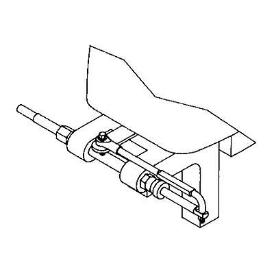Outboard SA-27055P Corrosion Resistant SeaStar Clamp Block Assemblies