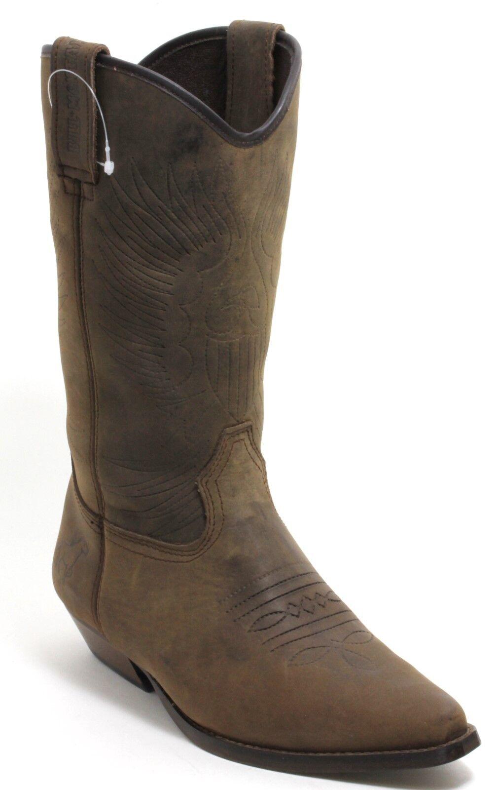 146 botas de vaquero Western botas botas botas texas botas solchaga style bill Montana 38  Venta en línea de descuento de fábrica
