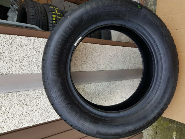 4x Continental ContiEcoContact 5 165/65 R14 79T Sommerreifen